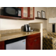 Suite Kitchenette Area with Mini-Fridge, Microwave & Coffee Maker