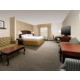 ADA King Suite with Mobility Features