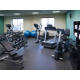 Work out in our well appointed fitness room.