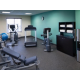 Stay active and healthy with our fitness center.