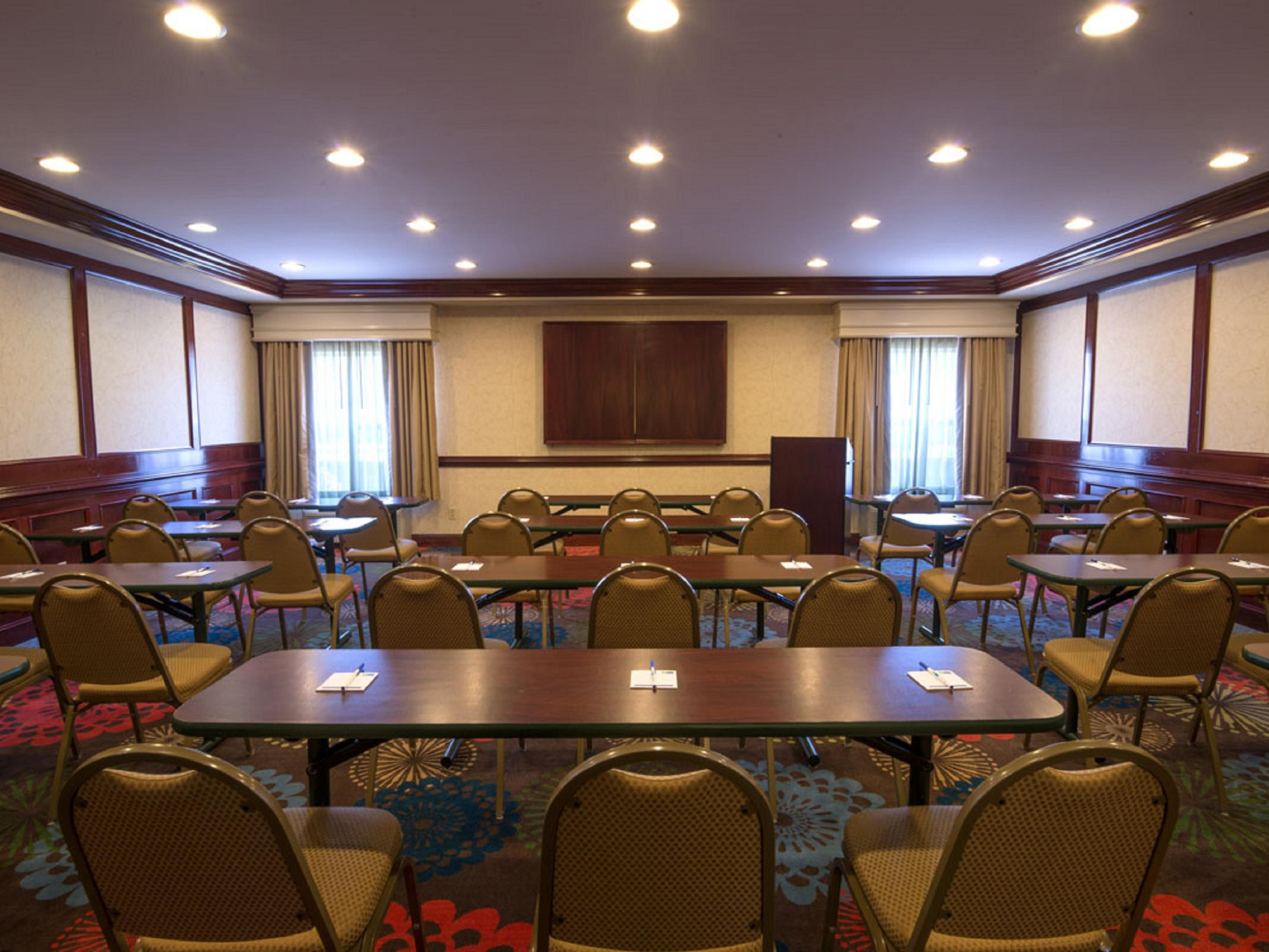 Meeting Room - seats 36 people classroom style