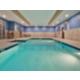 Heated Indoor Saltwater Pool