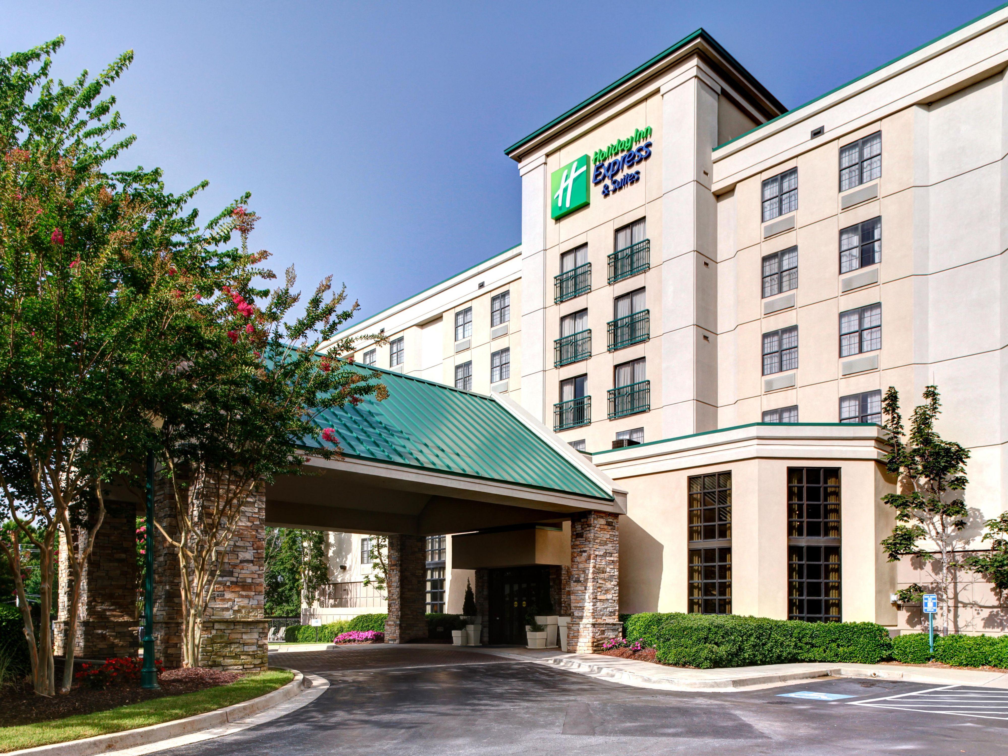 Holiday Inn Express Holiday Inn Express Suites Atlanta Buckhead