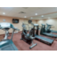 Break a sweat in our Fitness Center.