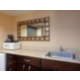 Kitchenette in our King Suite