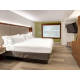 Modern King Suite with Ultimate Comfort Bed, Separate Living Room
