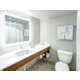 Executive Suite Bathroom with Ambient Lighting