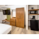 King Suite with Microwave, Refrigerator, and Amazing Lighting