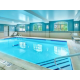 Cold and Rainy Day? Don't Fret! Visit our Heated Indoor Pool