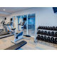 Fitness Center with High Tech Features and Plenty of Space