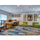 Business Center with Comfortable Seating, Great Lighting, and More