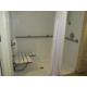 Two Queen Bed Handicap WC Roll In Shower