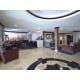Saguão do hotel