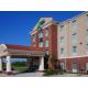 HI Express & Suites Baton Rouge East Hotel Exterior- day