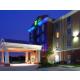 HI Express & Suites Baton Rouge East Hotel Exterior- night