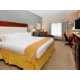 HI Express Baton Rouge One King Bed Guest Room