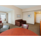 Enjoy our Executive one bedroom suite with separate living area.
