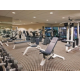 Extensive on-site fitness center