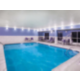 Relax and unwind in our indoor heated pool and hot tub!