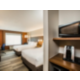 All of our rooms feature a microwave, mini-fridge and Keurig!