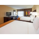 Get a great night sleep in our comfortable 2 Queen Bed room