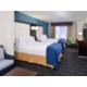 2 Queen Bed Feature Guest Room