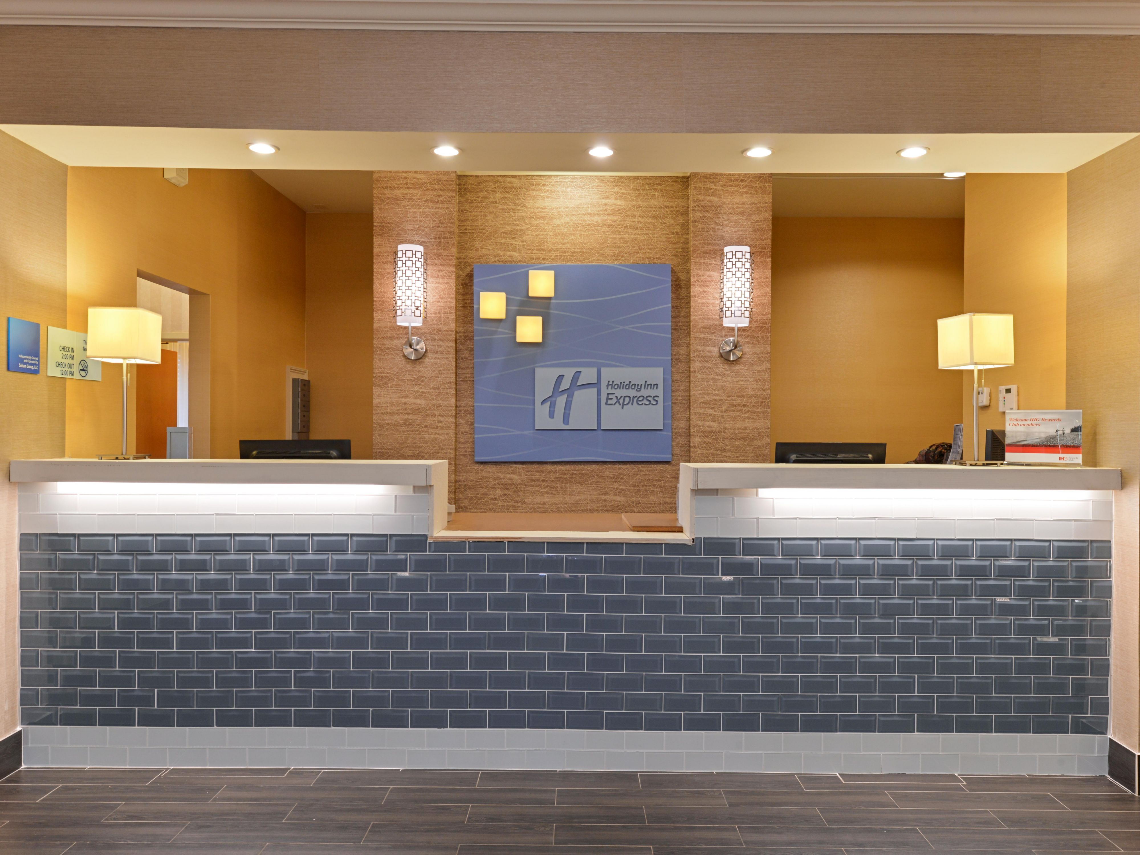 Welcome to the Holiday Inn Express Bessemer, AL