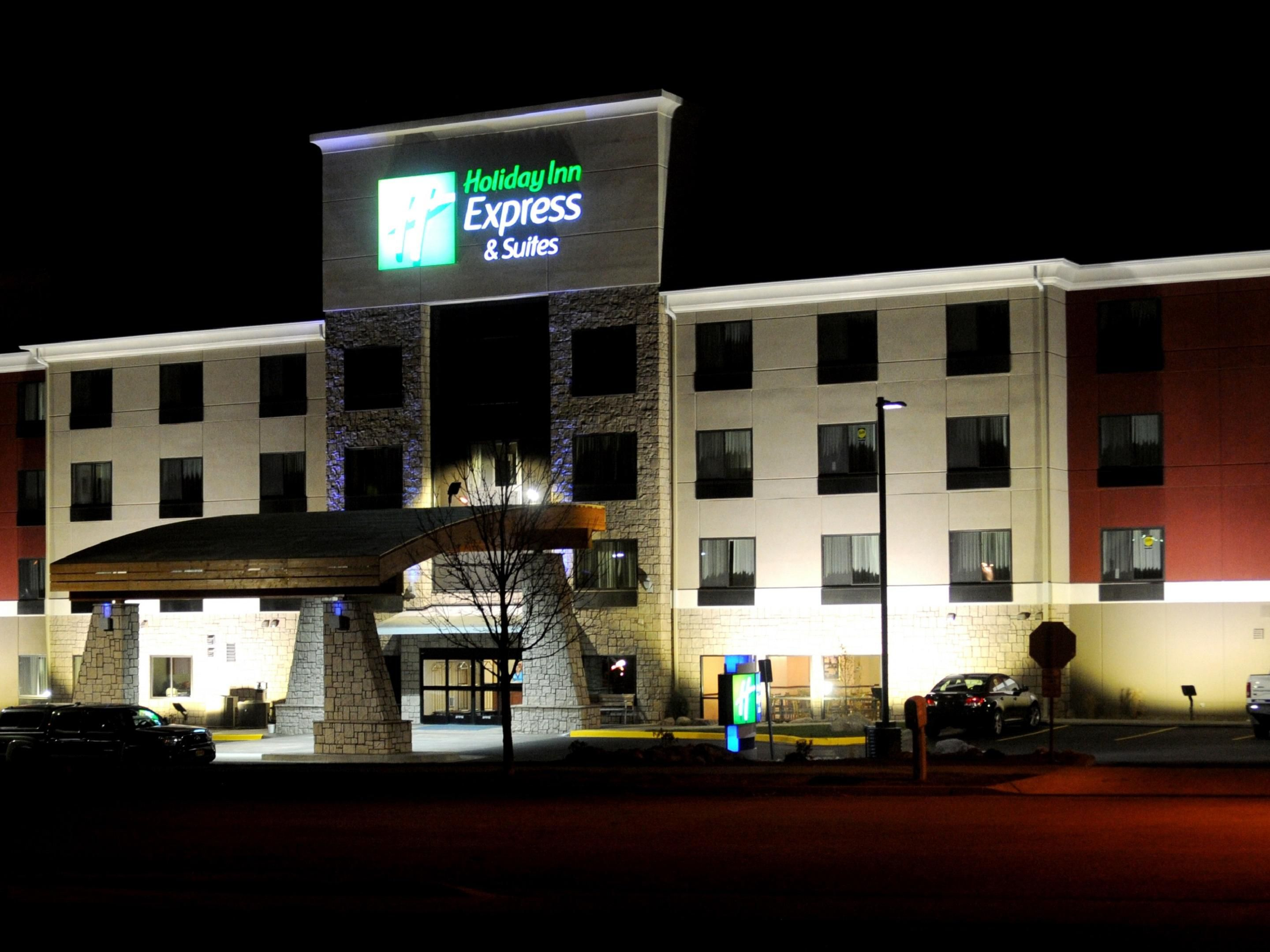 Holiday Inn Express & Suites in Bismarck