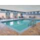 Swimming Pool in the Holiday Inn Express & Suites Bismarck