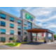 Welcome to the Holiday Inn Express and Suites Bismarck