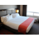 One King Bed Guest Room with Free WiFi