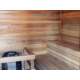 Dry Sauna Located in Pool Area