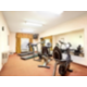 Enjoy our complimentary fitness center while in Bradley