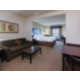 Spacious and inviting King Suite with living area and kitchenette