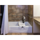 ADA/Handicapped Guest Bathroom with mobility tub