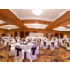 Upscale Wedding Receptions with seating for up to 400 guests