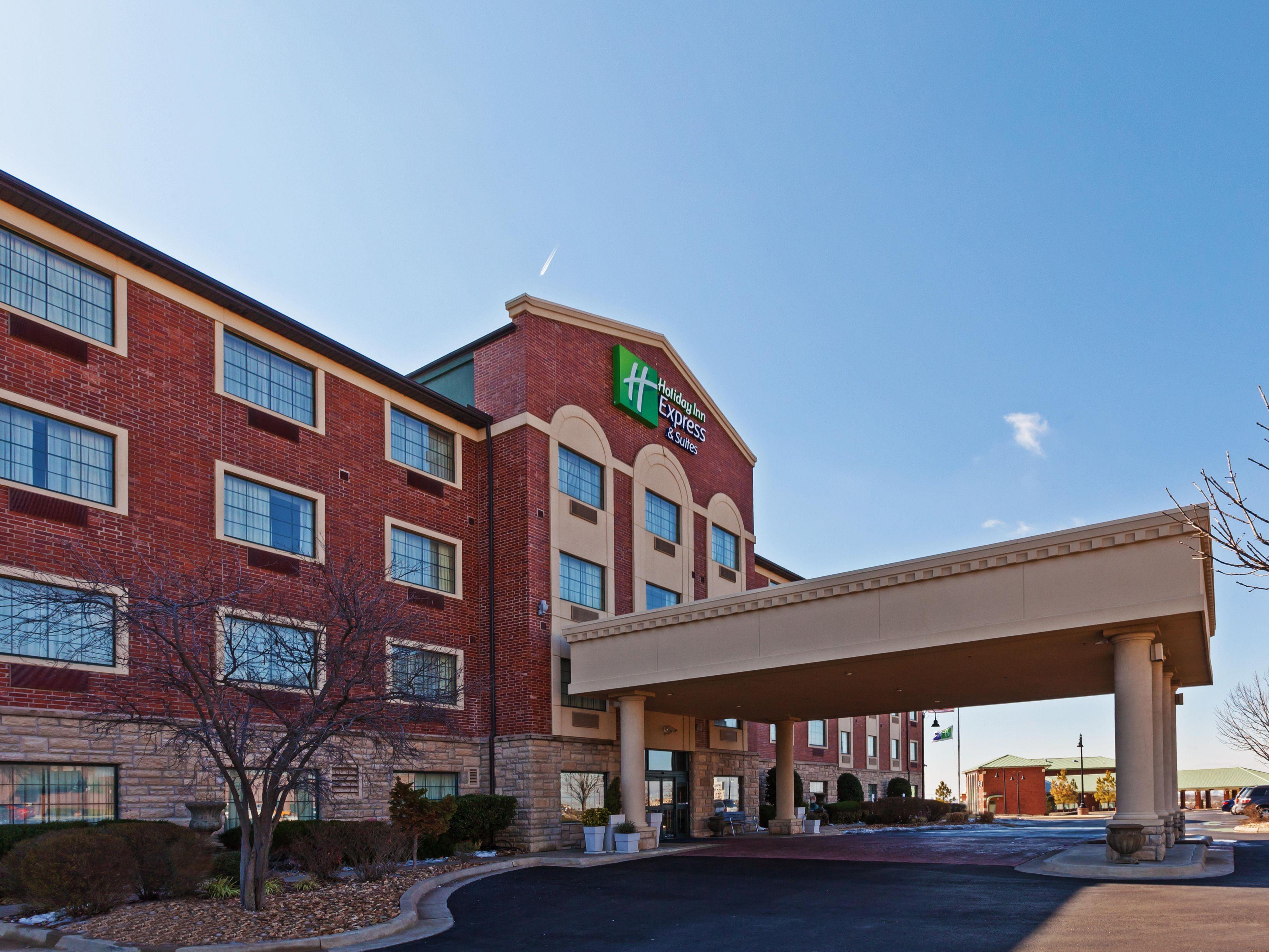 holiday inn express suites tulsa s broken arrow hwy 51 hotel by ihg