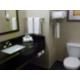 In Room Bathroom