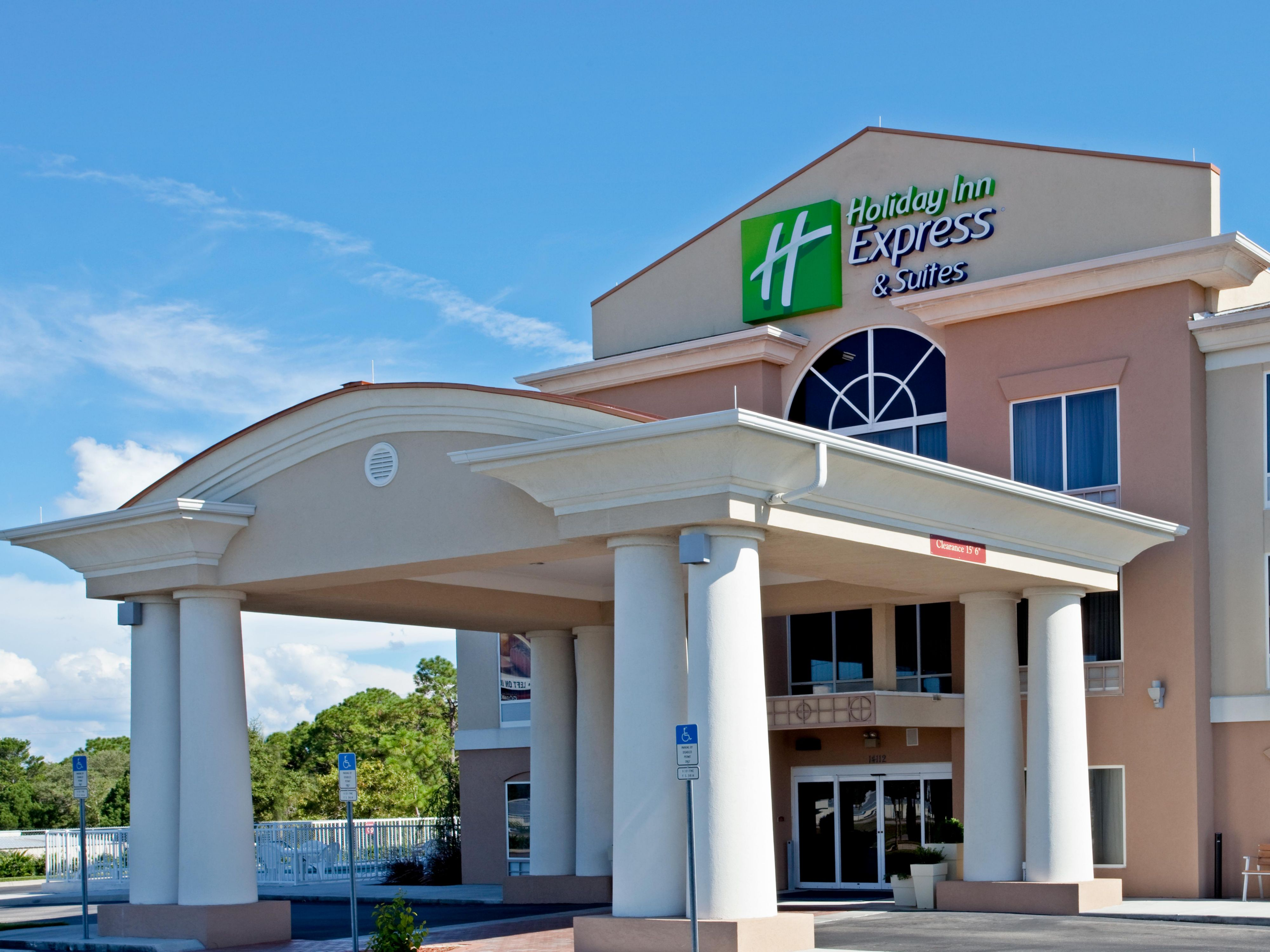 Brooksville Florida Hotel Holiday Inn Express Suites