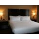 Quarto com cama tamanho King