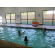 Indoor heated pool open 24 hours
