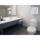King Executive bathroom with great amenities