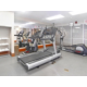 Our 3 piece fitness room features all of the basics for your needs