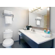 Two Queen bathroom with great amenities