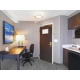 All of our rooms feature a large desk and complimentary WiFi