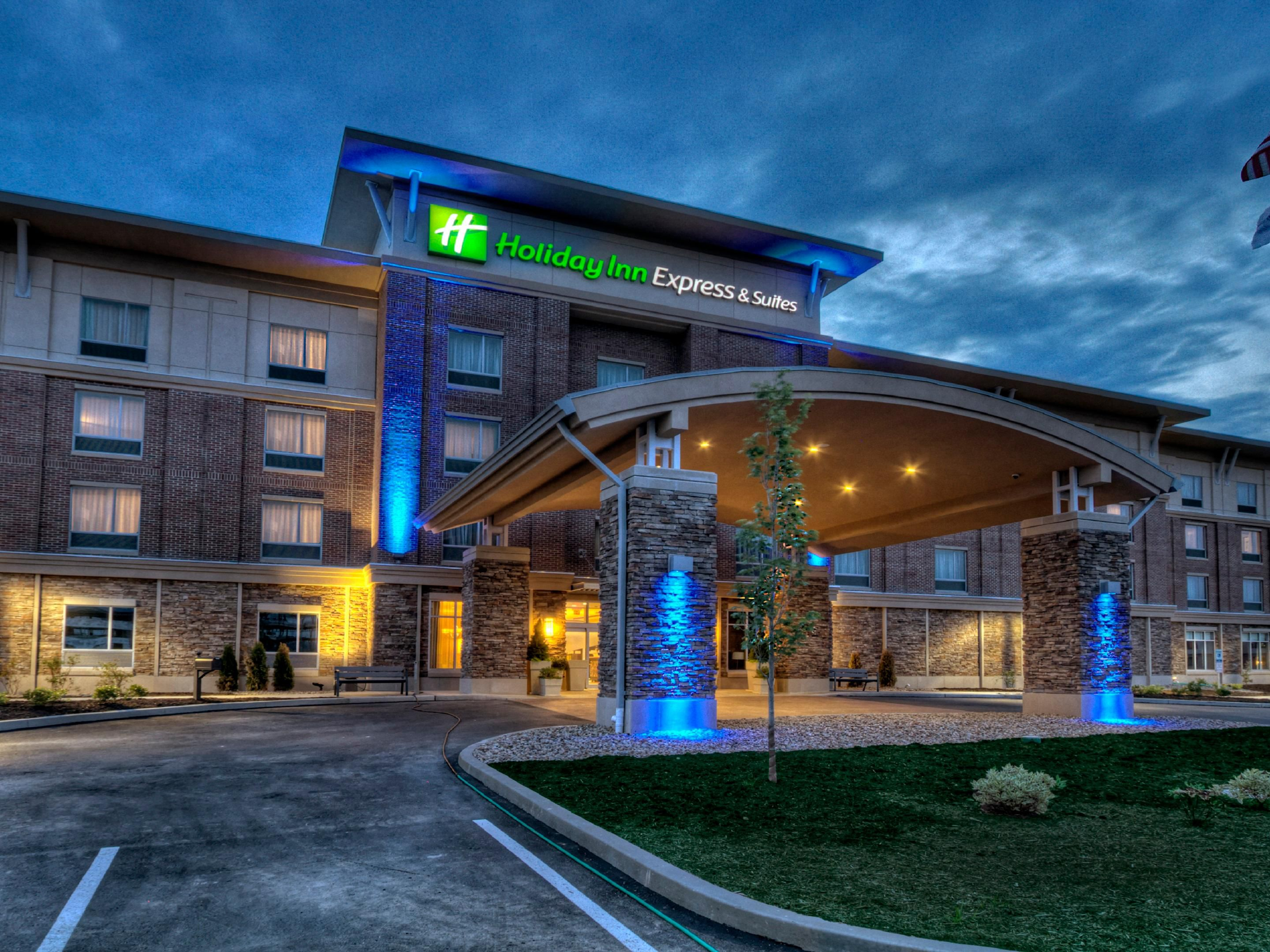 Holiday Inn Express Suites Pittsburgh Sw Southpointe Hotel By Ihg