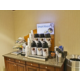 Coffee & Beverage Counter