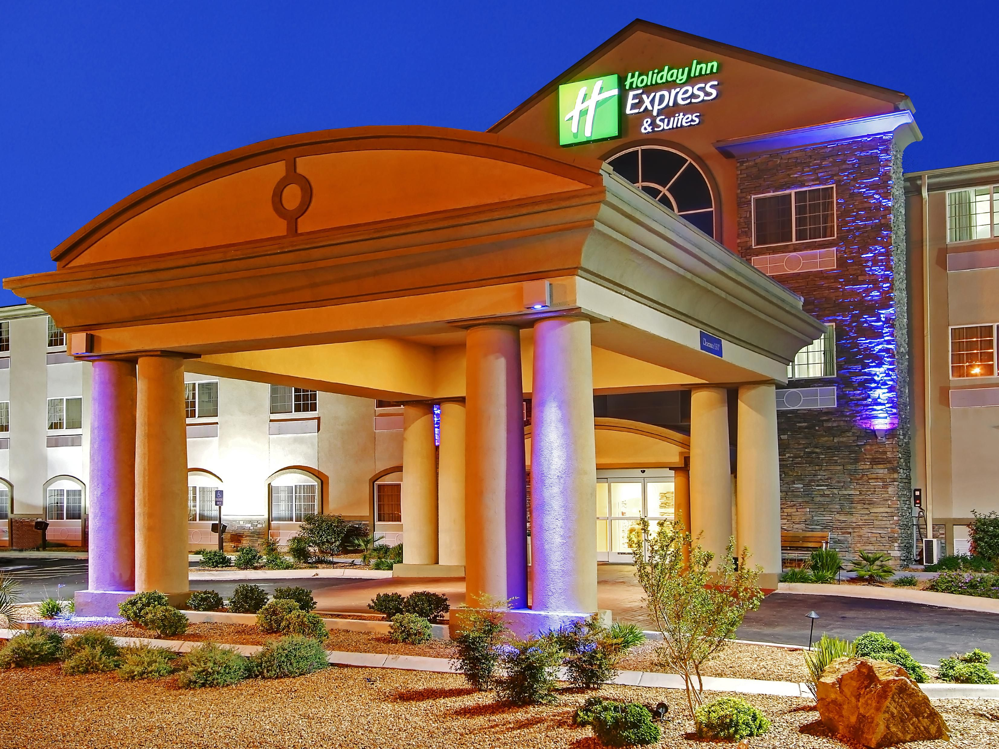 Welcome to our Carlsbad, NM hotel.