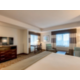 King Suite with fridge/microwave/ wet bar/ flat-screen tv
