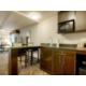 Two Queen Suite - fridge, microwave, wet bar, 2 tvs, sitting area